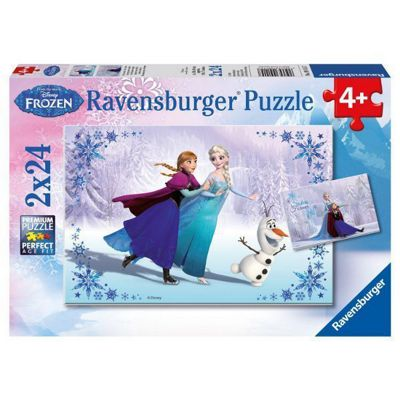 Frozen - Sisters Always - 2 in a Box Puzzle