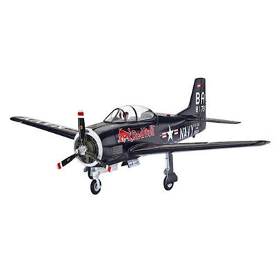 Revell T-28B Trojan Flying Bulls Gift Set