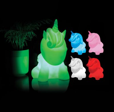 Giant Colour Changing Unicorn Mood Light