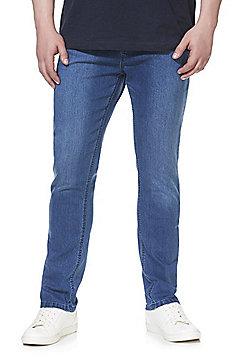 Jacamo Union Blues Slim Fit Jeans - Blue