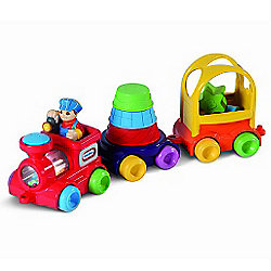 Little tikes Discover Sounds Sort 'n' Stack Train