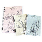 Beauty and the Beast Personalised Notepad Bundle