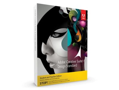 ADOBE - BOXED PRODUCTS - EDU DESIGN STD CS6 - A6 MAC STUDT ED EN