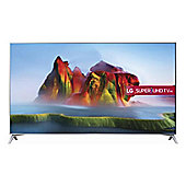 LG 49SJ800V 49 Inch 4K Super UHD HDR Smart TV with Freeview Play