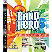 Band Hero - Game Only - PS3