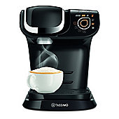 Bosch-TAS6002GB My Way Coffee Machine with 1.3L Capacity and 1500w Power in Black