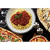 Three Course Meal with Bottle of Wine for Two at Prezzo