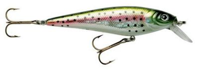 Berkley Frenzy Firestick Wobbler Minnow Suspending - Rainbow Trout Twin Pack