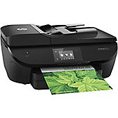 HP Officejet 5740 Inkjet Multifunction Printer - Plain Paper Print