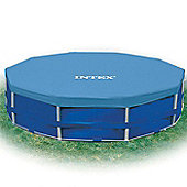 Intex 10ft Metal Frame Winter Debris Pool Cover
