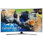 Samsung UE65MU6500 65 inch Curved Ultra HD 4K Smart TV Silver