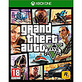 Grand Theft Auto V (GTA V)- Xbox One