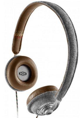 HOUSE OF MARLEY HARAMBE ON EAR HEADPHONES (SADDLE)