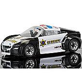 SCALEXTRIC Slot Car C3709 QUICK BUILD Police Car