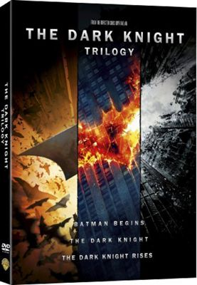 The Dark Knight Trilogy - Batman (DVD Boxset)