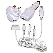 Rolson Quality Tools Ltd May11 4 In 1 Universal Gadget Charger.
