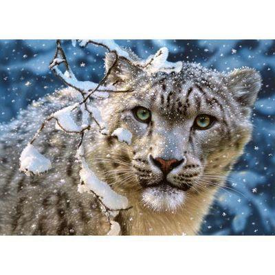 Snow Leopard - 1500pc Puzzle