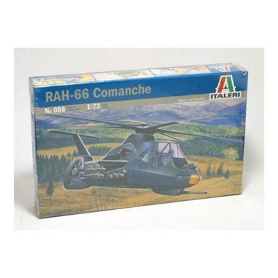 RAH-66 Comanche - 1:72 Scale - 058 - Italeri