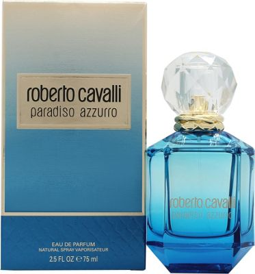 Roberto Cavalli Paradiso Azzurro Eau de Parfum (EDP) 75ml Spray For Women