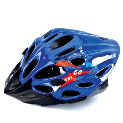 Reebok Adults Cycling Helmet Blue