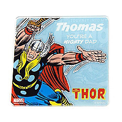 Marvel Personalised Father's Day Thor Coaster