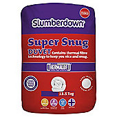 Slumberdown Super Snug Duvet 13.5 Tog Double