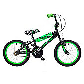 "Concept Zombie 16"" Wheel BMX Bike 5-7 yrs"