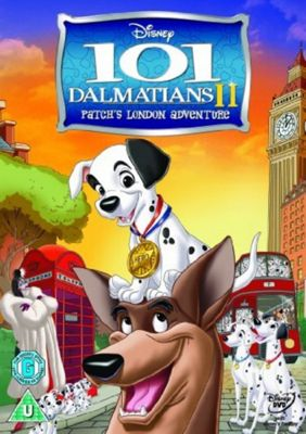 101 Dalmatians 2 - Patch'S London Adventure (DVD)