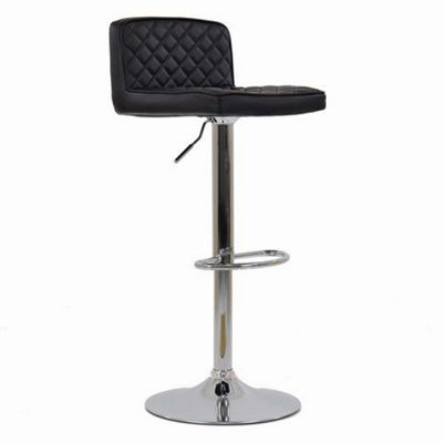 Pacho Bar Stool Black