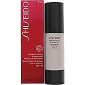 Shiseido Radiant Lifting Foundation 30ml SPF17 - B100 Very Deep Beige