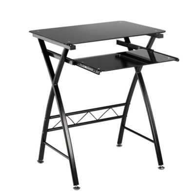 glass l shape top kidney desk computer line large z contemporary black shaped