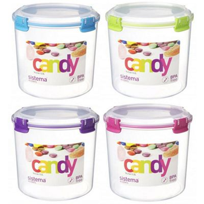 Sistema Accents Candy Tub - 2.2l