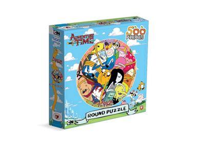 Adventure Time Jigsaw Puzzle 500 Pieces - Games/Puzzles