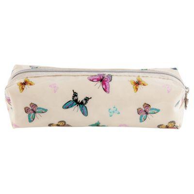 Butterflies Design PVC Pencil Case