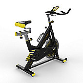 We R Sports RevXtreme VenomX Indoor Cycle Studio Exercise Bike with 22KG Flywheel Yellow