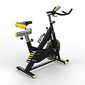 We R Sports RevXtreme VenomX Indoor Cycle Studio Exercise Bike with 22KG Flywheel Yellow