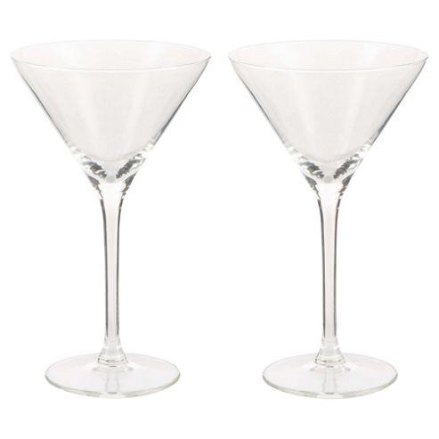 Set of 2 Cocktail Glasses