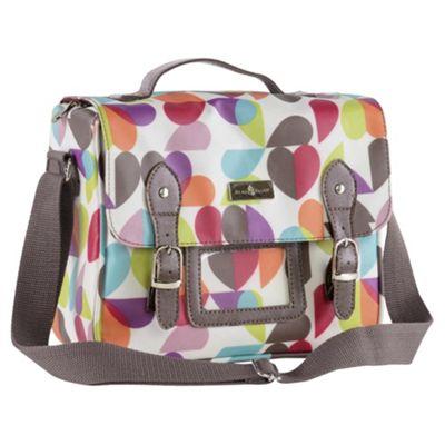 Navigate Brokenhearted Insulated Satchel Lunch Bag