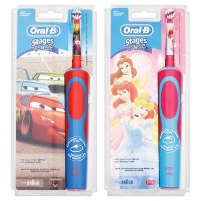 Oral B Vitality Kids Electric Brush