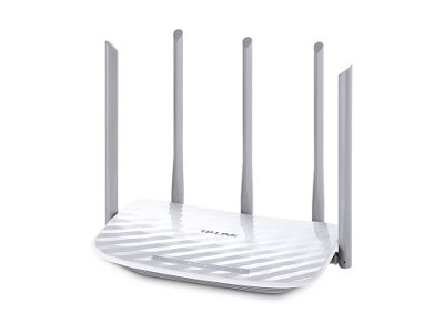 TP-LINK AC 1350 Dual-band (2.4 GHz 5 GHz) Fast Ethernet White