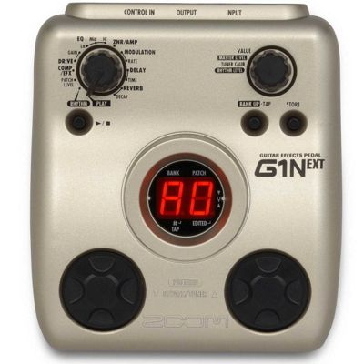 Zoom G1N Guitar Multi FX Pedal