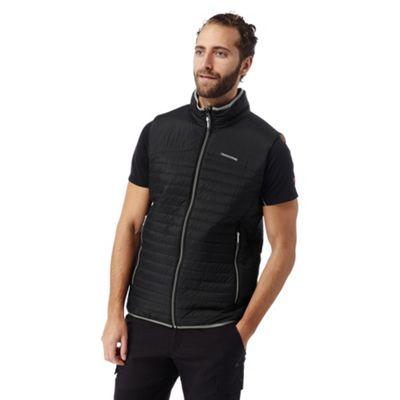Craghoppers Mens DA Climaplus Vest Black L
