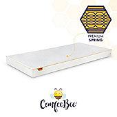 Comfeebee Premium Spring Cot Bed Mattress 140 x 70
