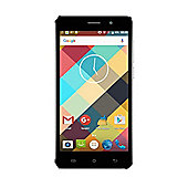 "Cubot Rainbow Black 5"" 16GB 3G Smartphone Android 6.0 Dual SIM Unlocked & SIM Free"