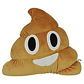 Necknapperz Emoji Poo Soft Toy
