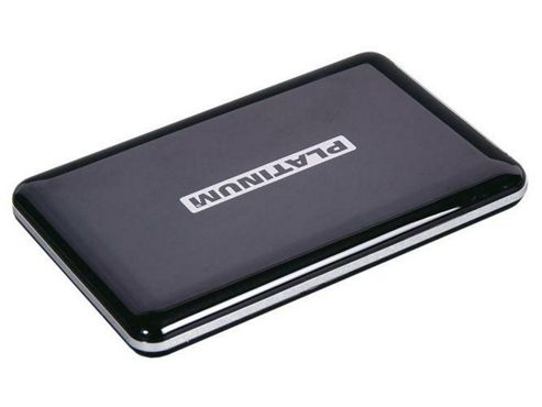 Platinum 103002 MyDrive 2.5-Inch 500GB - Black