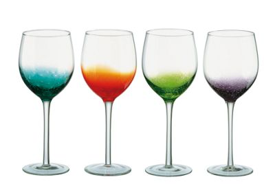 Anton Studio 60cl Fizz Wine Glasses, Set of 4