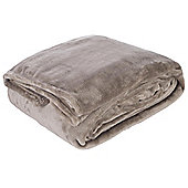 Belledorm Heat Holder Blanket - Moon Rock Grey