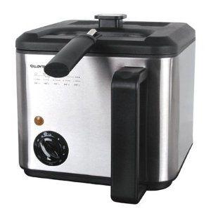 Lloytron E815 1.5L Square Deep Fryer