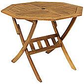 Bentley Garden Hardwood Furniture Octagonal Table